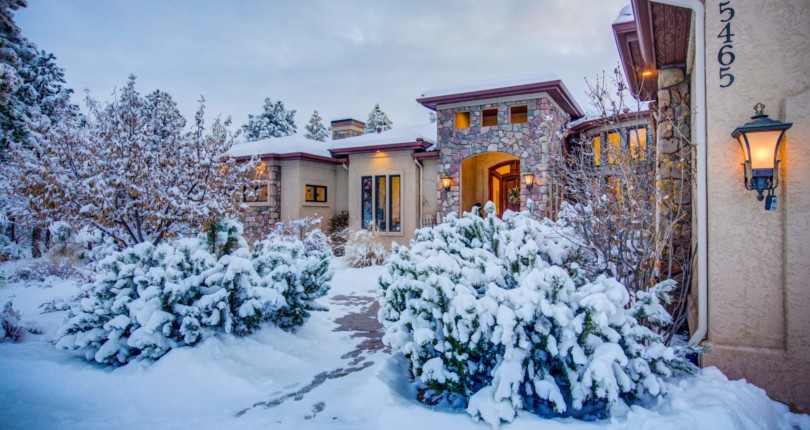 Dunraven Manor—Tuscan Style Country Home in Cathedral Pines